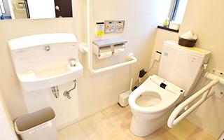 恋ヶ窪 神山歯科医院 トイレ・洗面